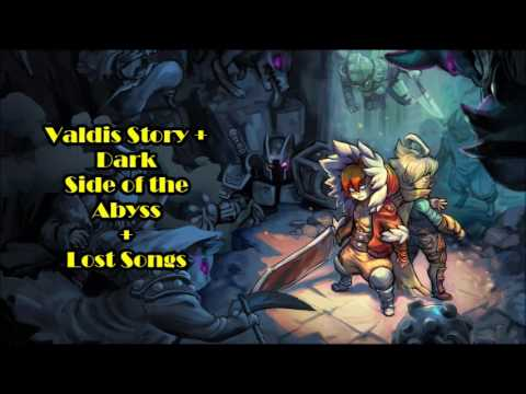 Valdis Story: Abyssal City + Dark Side Of The Abyss + Lost Songs OST (HQ)
