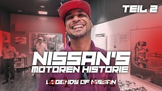 JP Performance - Nissan's Motoren Historie | LEGENDS OF NISSAN | Teil 2