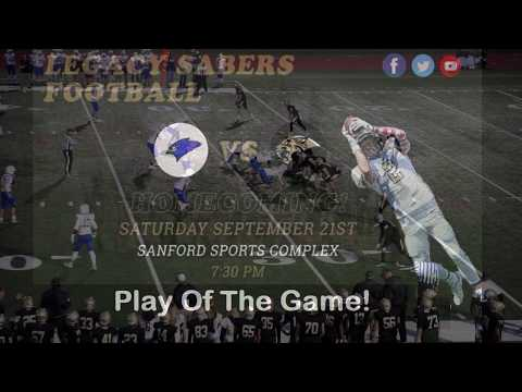 Week 4 - Play of the Game