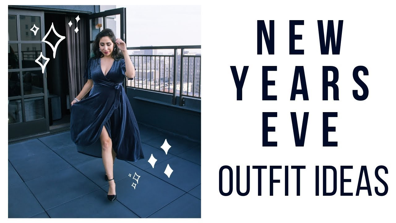 e9f7092d1a6df New Years Eve Outfit Ideas 2018 | NYE Lookbook | Design by Brianna ...