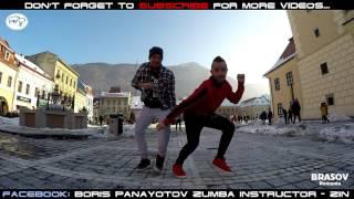 AK Erre, Zhony Style   Empuja ZUMBA fitness by Boris Panayotov