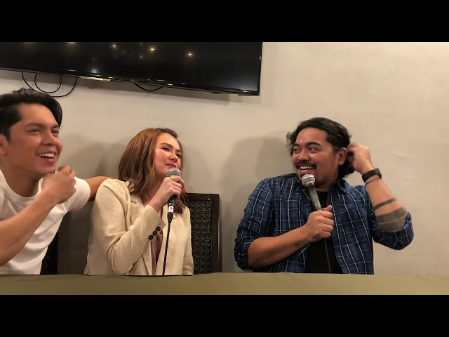 PASABOG CarGel REVELATIONS and ANSWERS at Exes Baggage Blogcon with Direk Dan Villegas