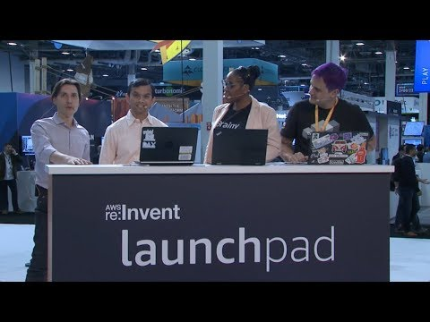 AWS re:Invent Launchpad 2017 - Amazon Transcribe