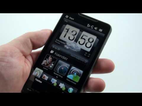 Recenzja HTC HD2 na FrazPC.pl