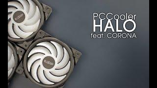 Giving Noctua a RGB run for their money - PCCooler Halo Review