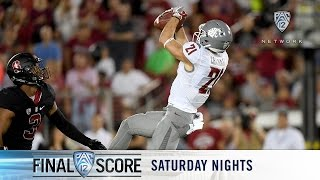 Highlights: Washington State football rolls past No. 15 Stanford