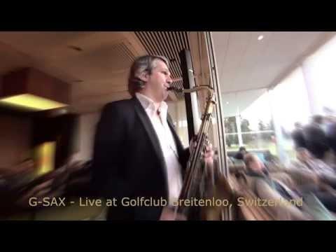 """G-SAX """"Winelight"""" Live @ Golfclub Breitenloo"""