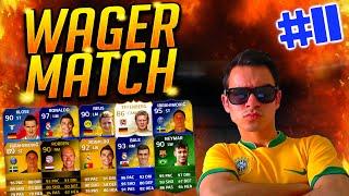 FIFA 14 WAGER MATCH #11 : 60 MILLIONEN COINS !! [FACECAM] HD