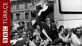 1958 yılında Türkiye ve Orta Doğu
