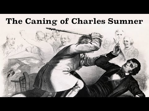 The Caning of Charles Sumner (Story Time with Mr. Beat)