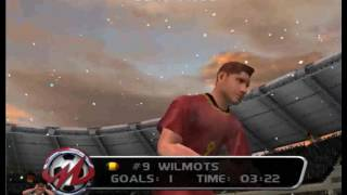 RED CARD SOCCER 2003 - Demo Mode