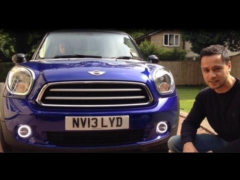 New Mini Cooper >> NEW 2013 MINI LED DAYTIME RUNNING LIGHTS - YouTube