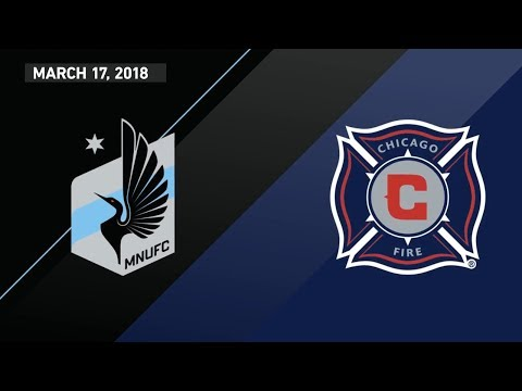 HIGHLIGHTS: Minnesota United vs. Chicago Fire | March 17, 2018