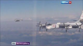"""Российские крылатые ракеты несут """"Медведи"""" и """"Белые лебеди"""""""