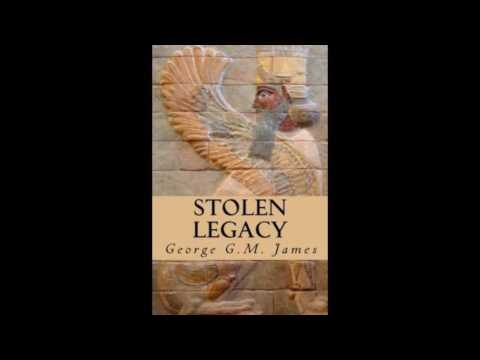 George G.M James: Stolen Legacy Audiobook - Chapter 1 Mp3