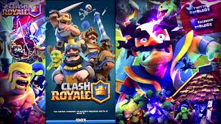 EL MAZO EXTRAÑO!!!! Nueva Serie Clash Royale byBloDz
