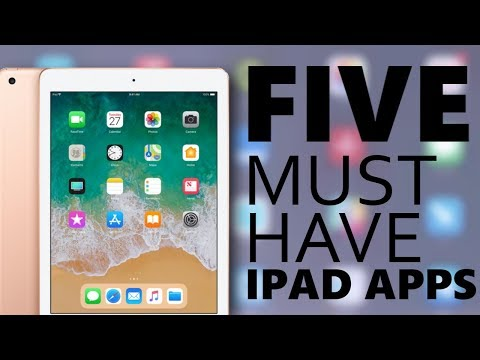5 IPAD APPS I CAN'T LIVE WITHOUT!