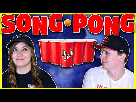 SONG PONG (GAME) ft. Infinity on Hannah