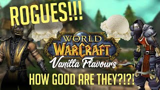 VANILLA FLAVORS 🍦Rogue Classic WoW Class Guide