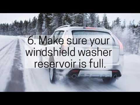 ANF Auto Finance - Winter Car Care Tips