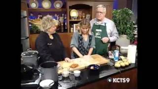 Mother Hana's Filled Potato Dumplings & Unbeatable Mashed Potatoes | Kcts 9 Cooks