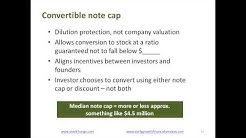 How Convertible Notes Work