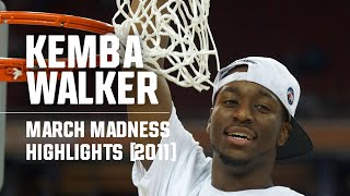 Kemba Walker: 2011 March Madness highlights for UConn