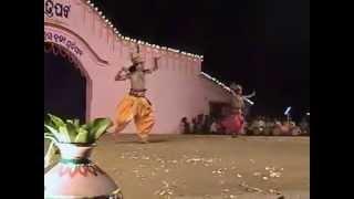 CHHAU DANCE GEETA