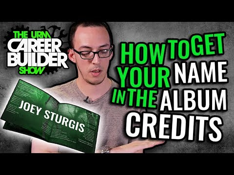 Get the credit you DESERVE! [ THE CAREER BUILDER SHOW ]