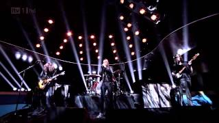 The Killers - Runaways  (Live Jonathan Ross) HD