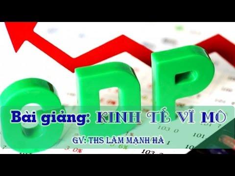 Kinh tế vĩ mô - Chương 5 - Thị trường ngoại hối