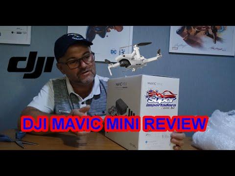 DJI MAVIC MINI REVIEW COMPLETO!!