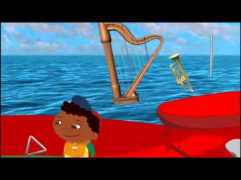 Little Einsteins - Quincy and the Magic Instruments