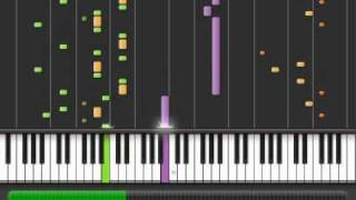 Synthesia - Popcorn tutorial at 30% speed