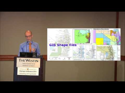 Marriage of agents and GIS shapefiles: How to make your agents love GIS