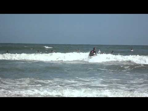 5050 Waveskates Meganekotron @ Taito Beach , Chiba Japan