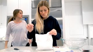 Pretzels are really hard to make.. | iJustine