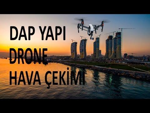 Dap Yapı İstanbul Marina / Drone Havadan Çekim / Yürüyen Kamera