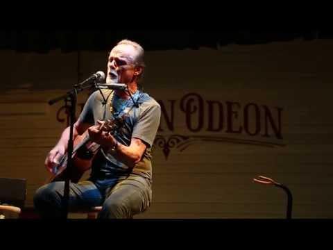 Jonathan Edwards performing