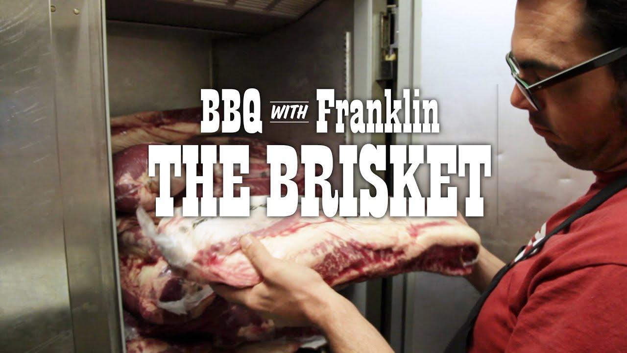 Aaron Franklin's Texas Brisket Recipe: BBQ Brisket