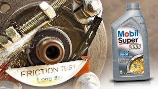 Mobil Super 3000 Formula R 5W30 Jak skutecznie olej chroni silnik?