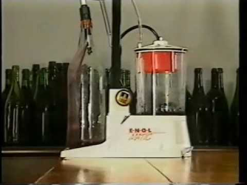 Bottling Wine With Enolmatic Bottle Filler Doovi
