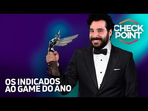 CANDIDATOS AO GOTY, POKÉMON EM FILME LIVE-ACTION E PUBG NO PS4 - Checkpoint