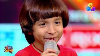 ഇമ്പമാര്ന്ന ആലാപനവുമായി ടോപ് സിംഗര് വേദിയിലെ കൊച്ചു മെലഡി രാജ റിതുരാജ്... Top Singer | Viralcuts