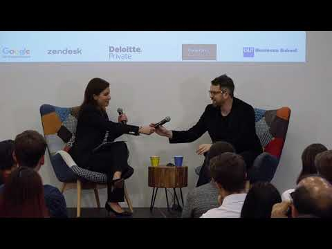 Startup Grind Brisbane - Interview with Mike Knapp - Co-Foun