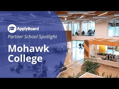 International Student Guide To Mohawk College Youtube