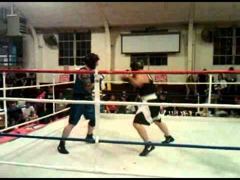 Ronnie Boyd's Fight in Dutchtown, La