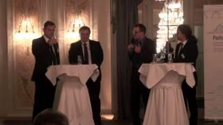 Podiumsdiskussion: Spannungsfeld Überwachung und Privatsphäre