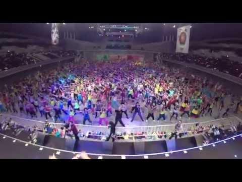 Sneak Peek, Beto in AFAA Japan 2014 Zumba® Conference Asia
