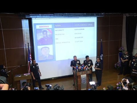North Korea diplomat wanted over Kim killing: Malaysia